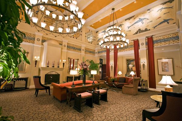 Hotel Monaco-Lobby Large