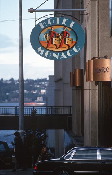 Hotel Monaco-Restaurant
