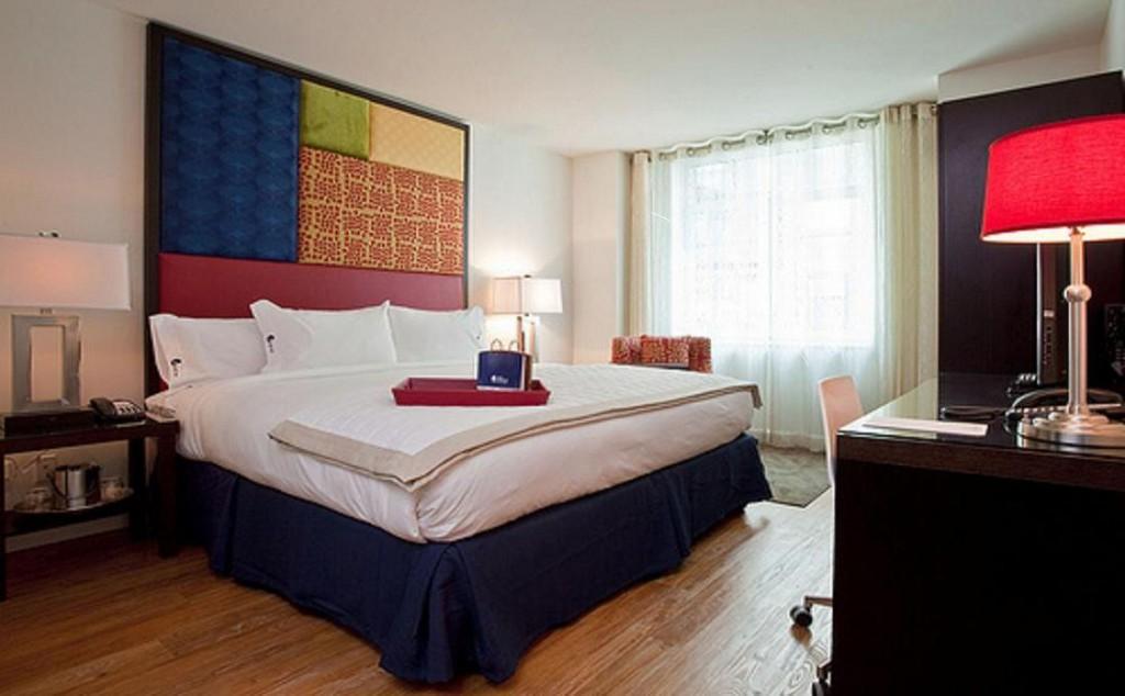 HotelIndigo-Bedroom