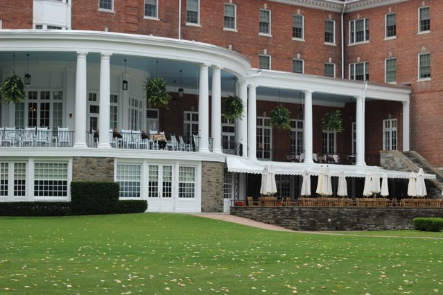 Cooperstown-Otesaga Resort Hotel