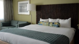 Sea Crest Beach Hotel Bed