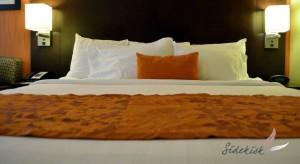 Bed-Marriott Washington DC
